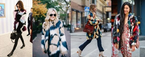 Модные шубы: зима 2017