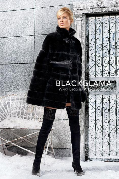 Шуба Blackglama