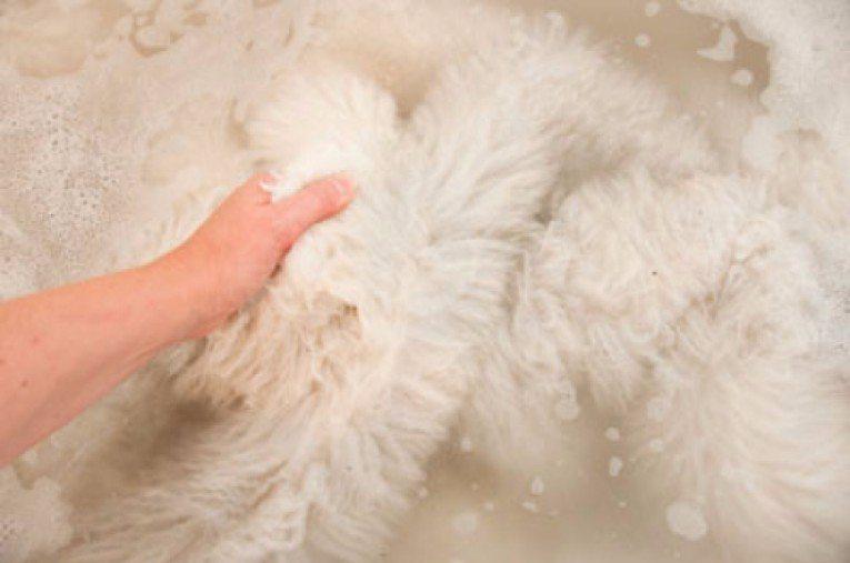 Как стирать мех натуральной и искусственной шубы?